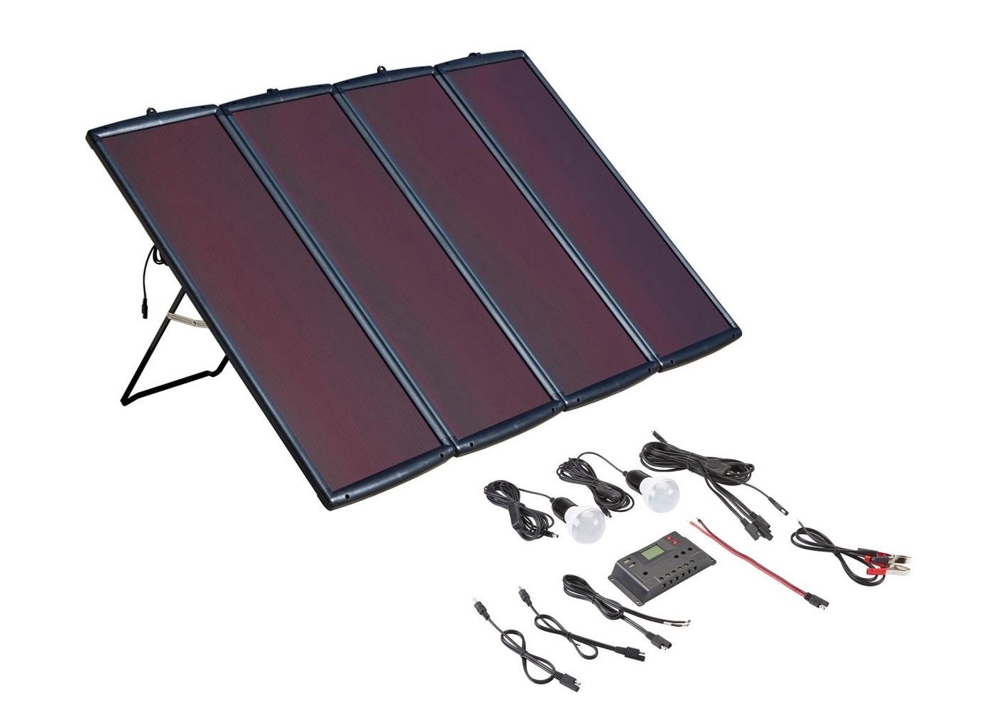 Harbor Freight Solar Panel